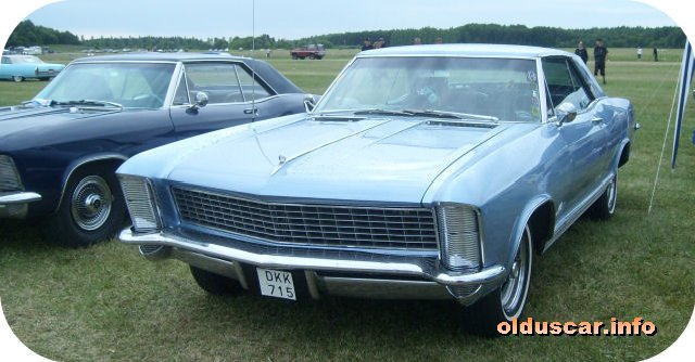 1965 Buick Riviera Hardtop Coupe front