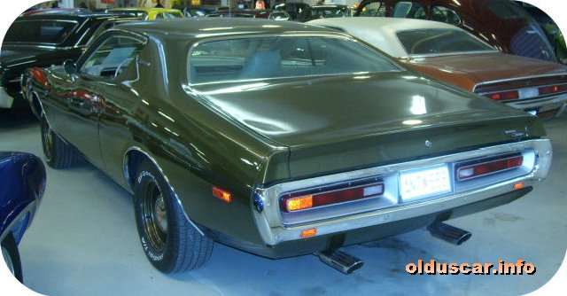 1972 Dodge Charger Hardtop Coupe front