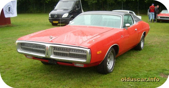 1972 Dodge Charger SE Hardtop Coupe front